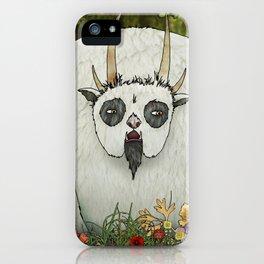 Silva iPhone Case