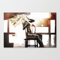 grease Canvas Prints featuring Grease by DeeDee