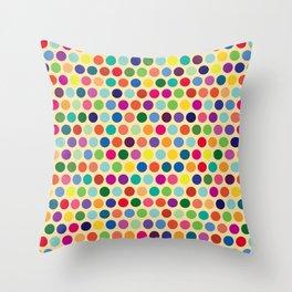 Geometric Pattern #4 Throw Pillow