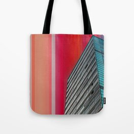 Gran Via Bcn Tote Bag
