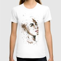 jasmine T-shirts featuring Jasmine by Maurice Zombie