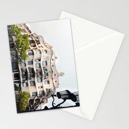 Gaudi Series - Casa Milà No. 1 Stationery Cards