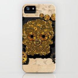Engrenage iPhone Case