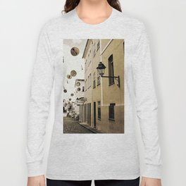signs in the sky Long Sleeve T-shirt