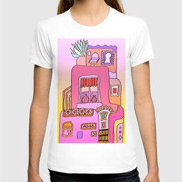 House Called Venus - Colorful T-shirt