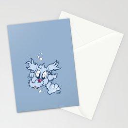 Luna & Lolli Blue - Lolli Swimming Stationery Cards
