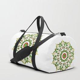 Mandala Reggae al amanecer Duffle Bag