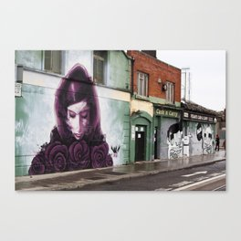 Reject Canvas Print