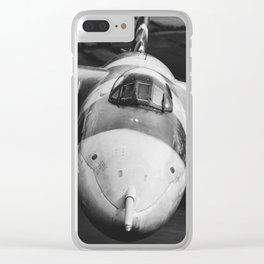 Vulcan Clear iPhone Case