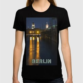 GHOST HOUR in BERLIN T-shirt
