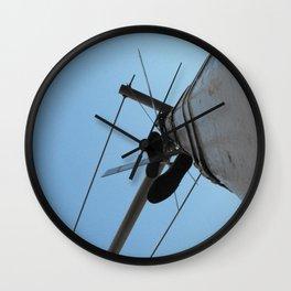 Mnhttn Shoes Wall Clock
