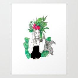 Crown of Wild Art Print
