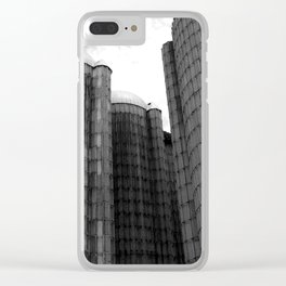 The Silos Clear iPhone Case