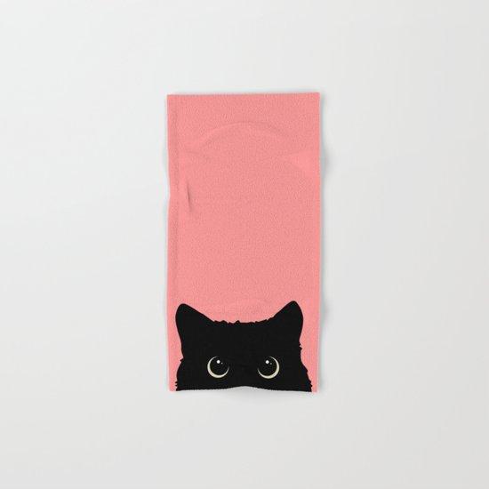 Sneaky black cat by daxa92