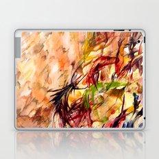Autumnal Dialog Laptop & iPad Skin