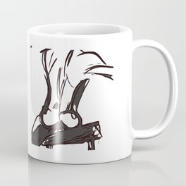 Let It roll off your back Coffee Mug