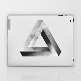 Mystical Impossible Triangle Laptop & iPad Skin