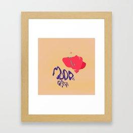 mudoasmaria Framed Art Print