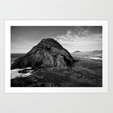 Lover's Rock Art Print
