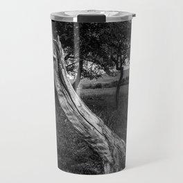 The hand Travel Mug