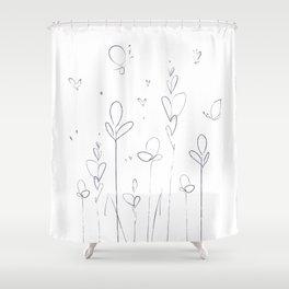 Summer mood Shower Curtain