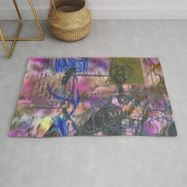 That Particular Jungle Rug