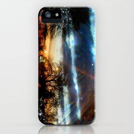 Leading Me Home iPhone Case