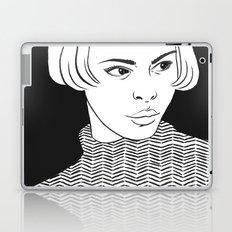 Chic Lady Laptop & iPad Skin