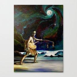 Vision Encounter Canvas Print