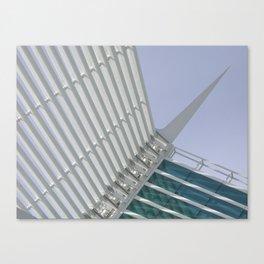 C A L A T R A V A | architect | Milwaukee Canvas Print