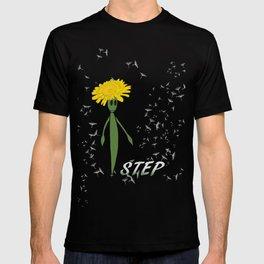 Dandeliono Character poster (STEP) T-shirt
