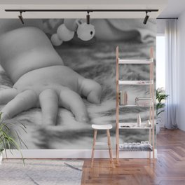 It's always a miracle... Wall Mural