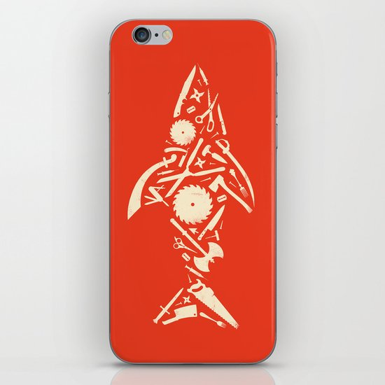 Sharp! iPhone & iPod Skin