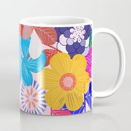 Shabby Chic Romantic Floral Coffee Mug