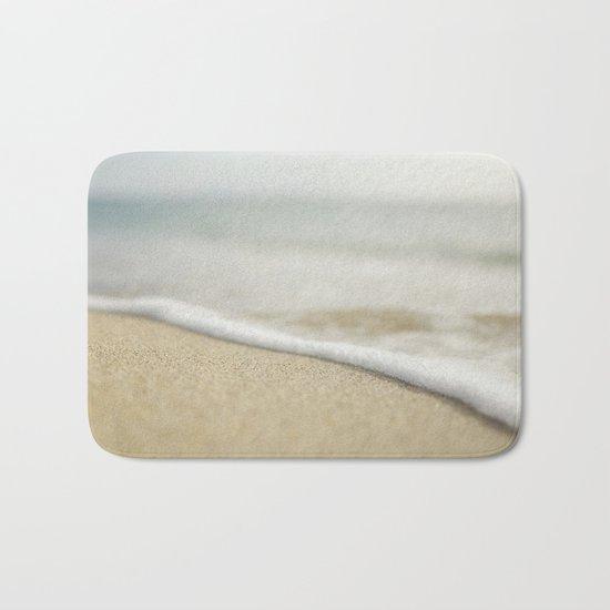 Sand and Surf Bath Mat