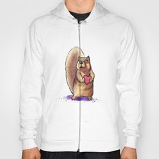 Squirrel Loves You Hoody