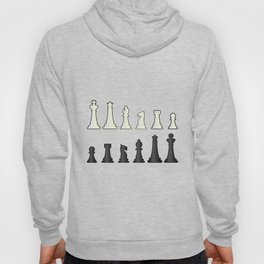 Chess Pieces Hoody
