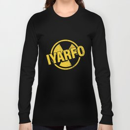 IYARFO Radiated Long Sleeve T-shirt