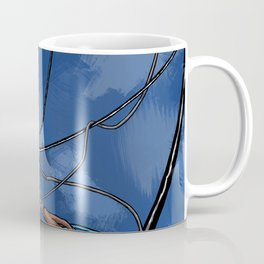 EXTERMINATE ft. Martina Polini Coffee Mug