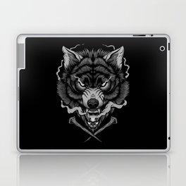 Dark Wolf Laptop & iPad Skin