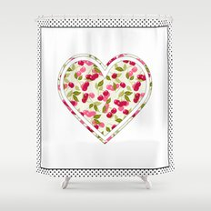 Summer Of Love . Shower Curtain