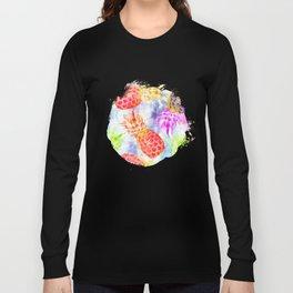Pineapple's Rhapsody Long Sleeve T-shirt