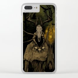 Leshen Clear iPhone Case