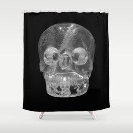 Crystal Skulls | Crystal Skull Museum Shower Curtain