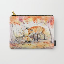 My Garden in Autumn Carry-All Pouch