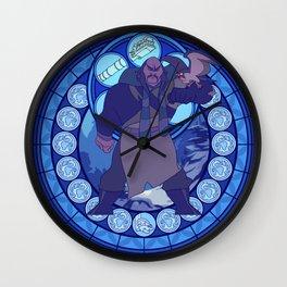 Shan Yu  Wall Clock