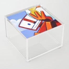 Beachballer Acrylic Box