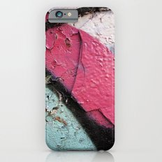 Pink Curve iPhone 6s Slim Case