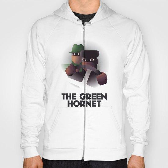 Cassandre Spirit - The green hornet Hoody