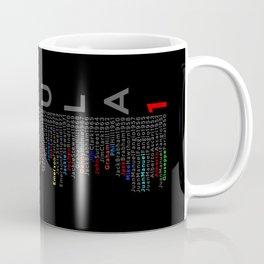 Formula 1 Champions Coffee Mug